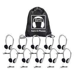 Sack O Phones 10 Ha2 Personal Head Sets Foam Ear C, HECSOPHA2