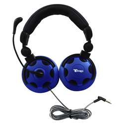 T Pro Trrs Headset with Noise Cancelling Mic, HECTP1TRRS