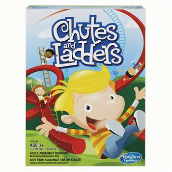 Chutes & Ladders By Hasbro Toy Group