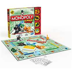 Shop Monopoly Junior - Hg-A6984 By Hasbro Toy Group