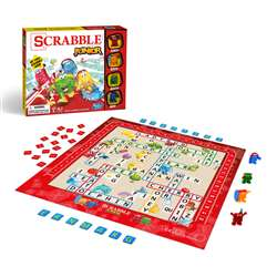 Scrabble Junior Brand Crossword Game, HG-B0325