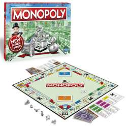 Monopoly Classic Game, HG-C1009