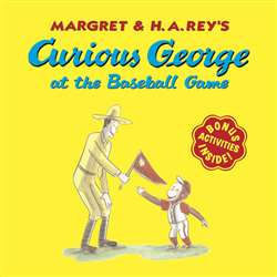 Curious George At The Baseball Game By Houghton Mifflin