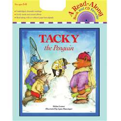 Carry Along Book & Cd Tacky The Penguin By Houghton Mifflin