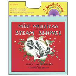 Carry Along Book & Cd Mike Mulligan & His Steam S By Houghton Mifflin