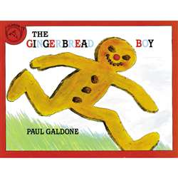 Gingerbread Boy Big Book By Houghton Mifflin