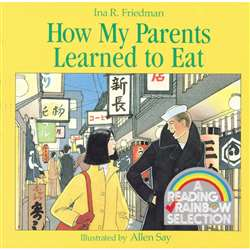 How My Parents Learned To Eat Book By Houghton Mifflin