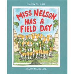 Miss Nelson Had A Field Day Book By Houghton Mifflin