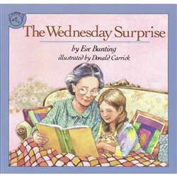 The Wednesday Suprise Rey By Houghton Mifflin