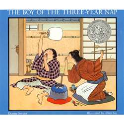 The Boy Of The Three-Year Nap By Houghton Mifflin