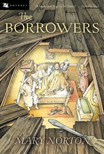 The Borrowers By Houghton Mifflin