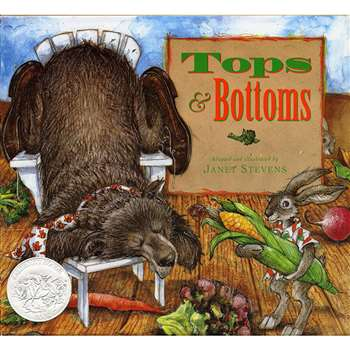 Tops And Bottoms By Houghton Mifflin
