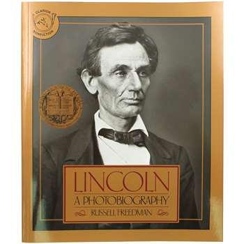 Lincoln A Photobiography By Houghton Mifflin