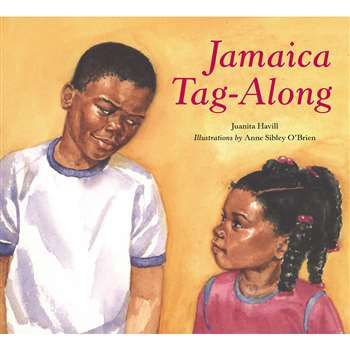 Jamaica Tag Along By Houghton Mifflin