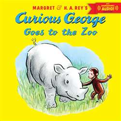 Shop Curious George Goes To The Zoo - Ho-9780544110007 By Houghton Mifflin