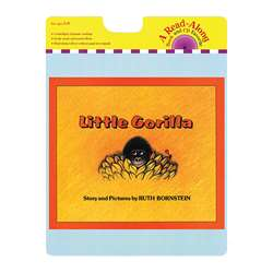 Carry Along Book & Cd Little Gorilla, HO-9780544227941