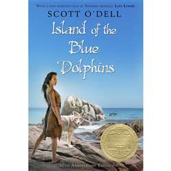 Island Of The Blue Dolphins By Houghton Mifflin