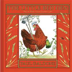 The Little Red Hen Hardcover By Houghton Mifflin