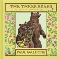 The Three Bears Hardcover By Houghton Mifflin
