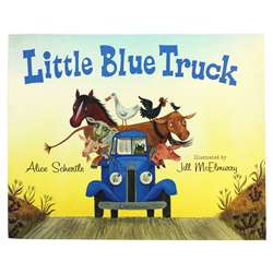 Little Blue Truck Big Book By Houghton Mifflin