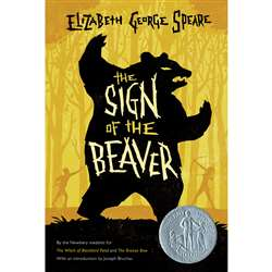 The Sign Of The Beaver By Houghton Mifflin