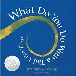 Shop What Do You Do With A Tail Like This - Ho-9780618997138 By Houghton Mifflin