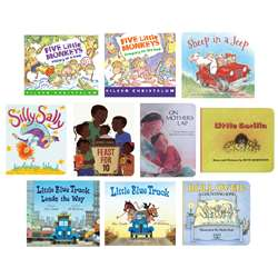 Best-Selling Board Books By Houghton Mifflin