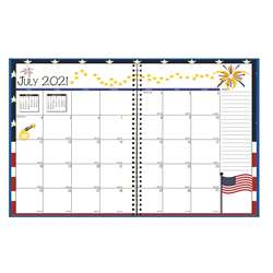Seasonal Monthly Planner Jul-Jun Academic, HOD239508
