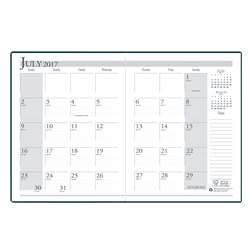 Academic Monthly Planner 14 Months Jul-Aug (3 Ea), HOD26104BN