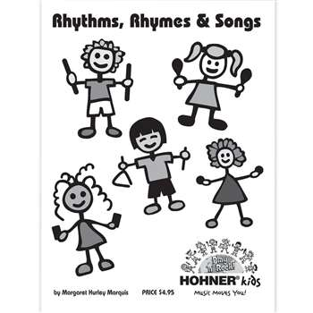 Rhymes Songs & Activities Instruction Book/Rhymes , HOHRB1