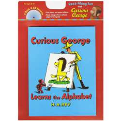 Curious George Learns The Alphabet Carry Along Boo, HOU9780618959662