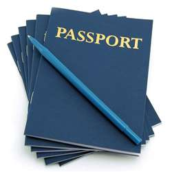 My Passport Book 24 Books By Hygloss Products
