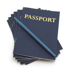 My Passport Book 12 Books By Hygloss Products