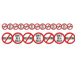 No Bullying Die Cut Border, HYG33679