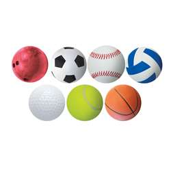 6In Sports Accents By Hygloss Products