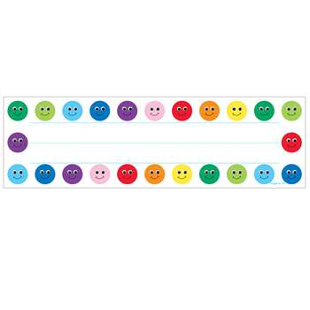 Smiley Name Plates 36Pk By Hygloss Products
