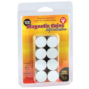 Shop Magnetic Coins By Hygloss Products