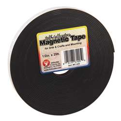 Shop Magnetic Tape 1 / 2 X 25 Self Adhesive By Hygloss Products