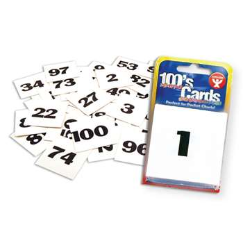100S Cards 2 X 2 By Hygloss Products