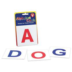 Alphabet Cards Set Of 30 By Hygloss Products