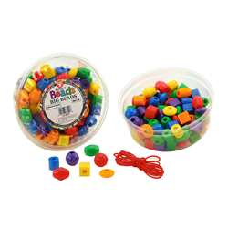 Big Beads 16 Oz. By Hygloss Products