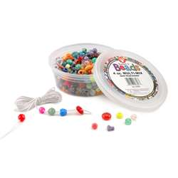 Bucket O Beads 4Oz Multi-Mix By Hygloss Products
