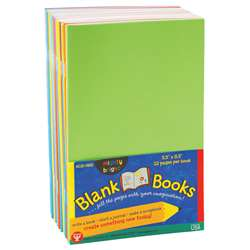 Rainbow Brights Books 5 1/2 X 8 1/2 32 Pages 20 Books Assorted Colors By Hygloss Products