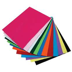 Felt Sheets 12 Shts 9X12 Asstd By Hygloss Products