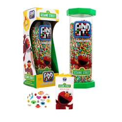 Find It Games Jr Sesame Street, IDY1070
