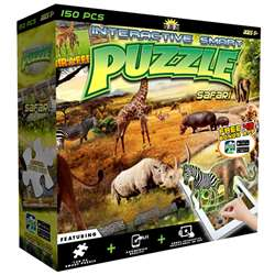 Safari Interactive Smart Puzzle, IEPPZSF