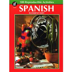 Spanish Elementary 100+ By Frank Schaffer Publications