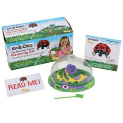 Eric Carle Grouchy Ladybug Grow Kit, ILP8115