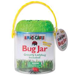The World Of Eric Carle Bug Jar, ILP8135