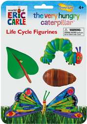 Very Hungry Caterpillar Life Cycle Figurines, ILP8300